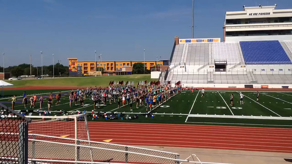 2016 July/August Band Camp