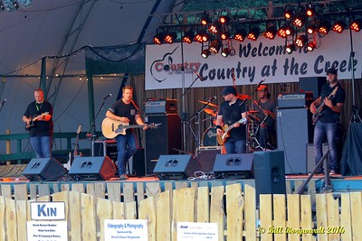 Alex Runions band - Country At The Creek 2016 0311