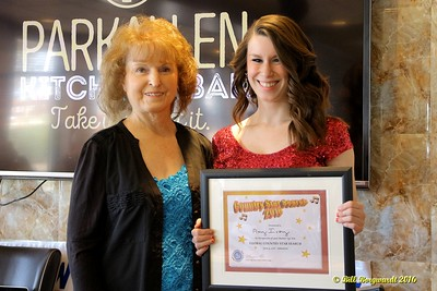 Maryanne Gibson with Amy Ivory - 18-29 Runner Up - Star Search 2016 204
