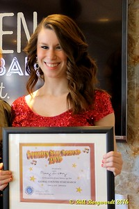 Amy Ivory - 18-29 Runner Up - Star Search 2016 205