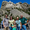 At Mount Rushmore