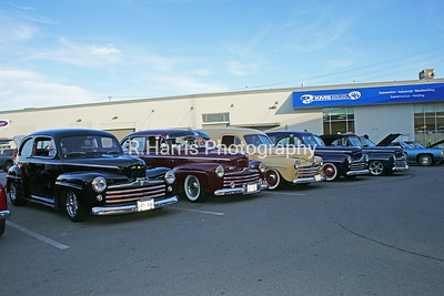 KMS Tools & Tim Hortons Car Shows