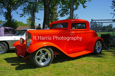 Poppy School Car Show. May.1/16