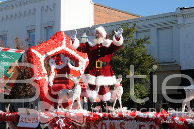 2016 Kershaw County Christmas Parade