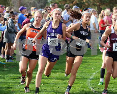 LHS Cross Country at State Meet