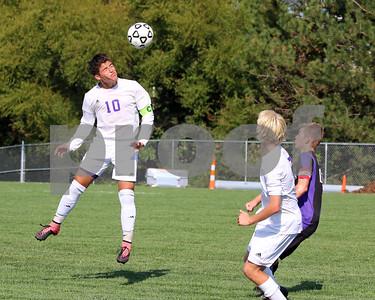 LHS Soccer vs. Baldwin