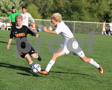 LHS Soccer vs. Bonner Springs