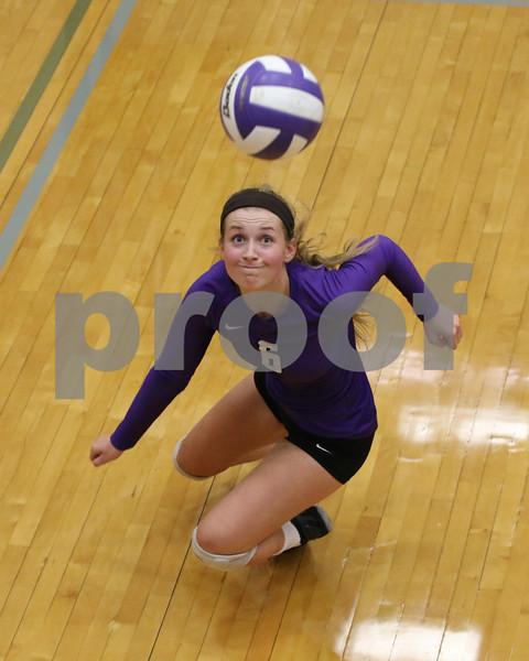 Louisburg volleyball @ LHS Invitational