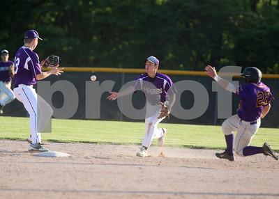 LHS Baseball vs. Spring Hill
