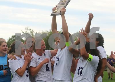 LHS Girls Soccer - Regional Title