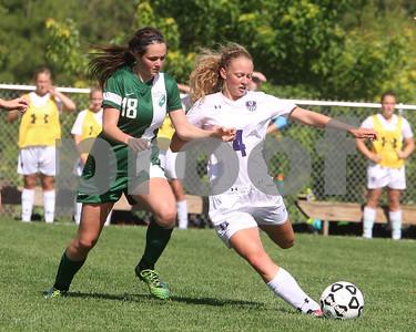 LHS Girls Soccer - State Quarterfinals