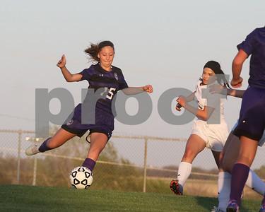 LHS Girls Soccer at Spring Hill