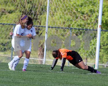 LHS Girls Soccer vs. Baldwin