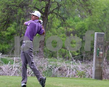 LHS Golf at Louisburg Invite