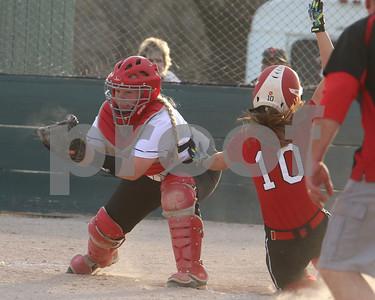 LHS Softball vs. Fort Scott