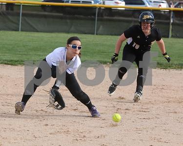 LHS Softball vs. Paola