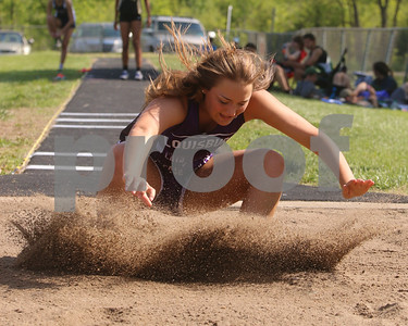 LHS Track at Wellsville