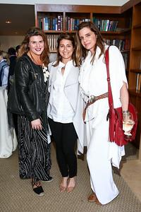 Iris Adelmann, Liz Hall, Sare Preble