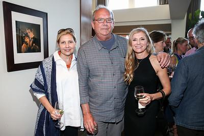 Tammy Connor, John Ike, Ohara Davies-Gaetano
