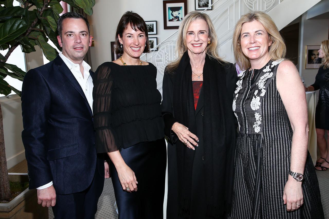 Rebecca Birdwell, Sue Firestone, Lisa Hough