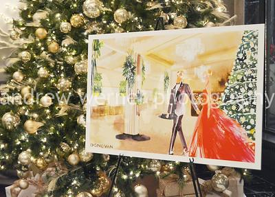 2016 Holiday Tree Lighting at the Loews Regency New York