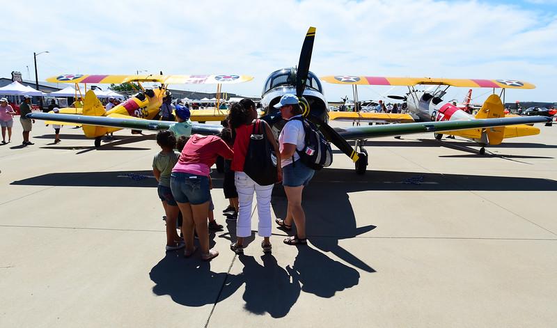 2016 Longmont Airport Expo