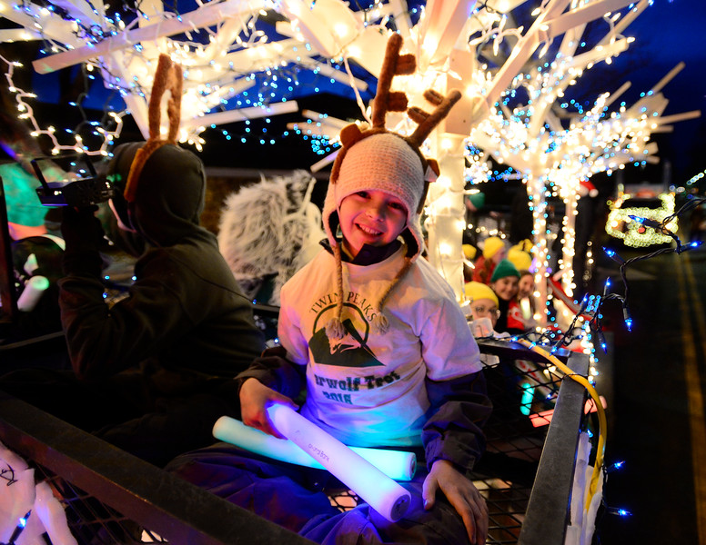 Longmont Parade of Lights
