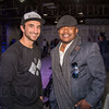 Logan Manford of BLoFISH and Andre Wilson of Style Icon.