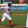 Tyler Hill home run