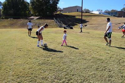 2016 M1 - M2 Soccer Match