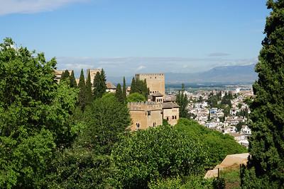 2016-05-11 - Granada - Alhambra Gardens