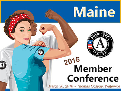 2016 Maine AmeriCorps Member Conference