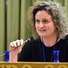 Katharina Bachteer-Grossman, provincial secretary of the German Province