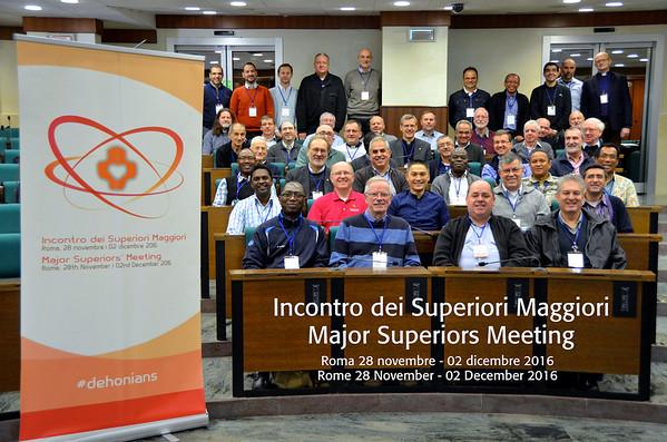 2016 Major Superiors Meeting