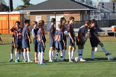 2016 Manhasset HS JV Boys Soccer