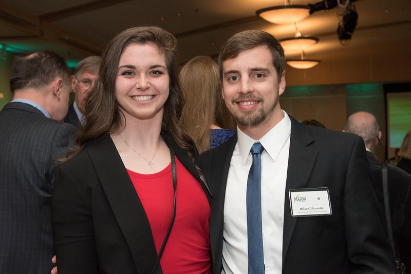 2016 Mason Scholarship Dinner