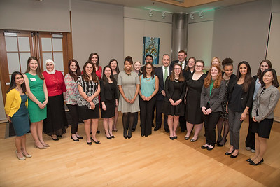 2016 Mason Scholarships Dinner