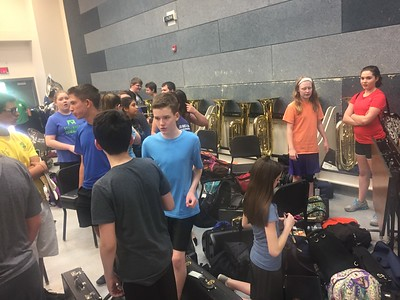 2016 May First Marching Clinic