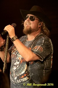 Colt Ford at Cook 264