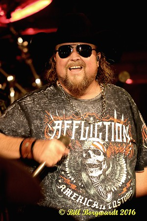 May 4, 2016 - Colt Ford and Chris Buck Band at Cook County Saloon