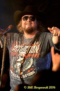 Colt Ford at Cook 284