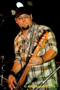 Michael Vanderlans - Chris Buck Band at Cook - 106