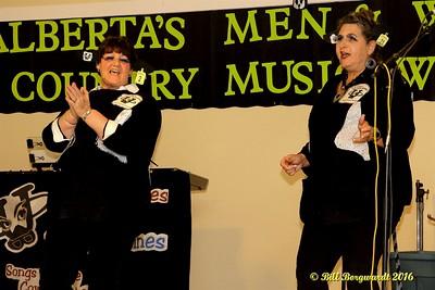 Judy Williams & Carla Ahern - Devine Bovines - AMWOCM 2016 259