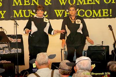 Judy Williams & Carla Ahern - Devine Bovines - AMWOCM 2016 265