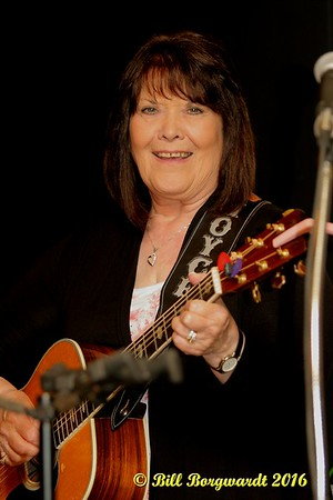 May 9 to 14, 2016  - Joyce Smith and Rodeo Wind at the New West Hotel