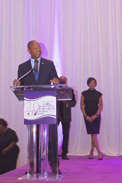 October 19, 2016 - Mayor's Minority and Women Owned Business Awards