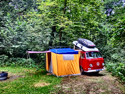 Camping 37th Bday Extravaganza- Carley State Park