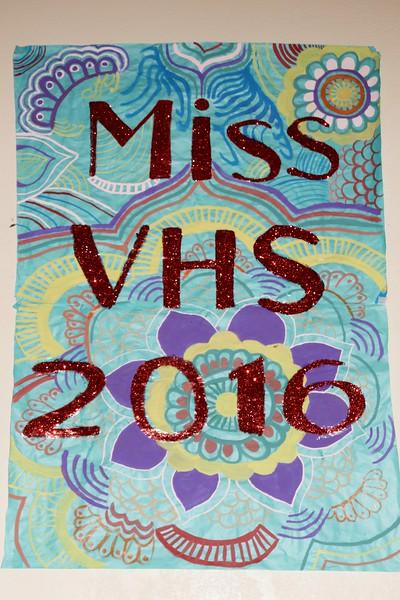 2016 Miss VHS