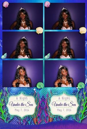 2016 Mitchell High Prom
