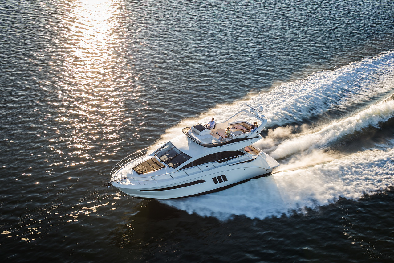 Sea Ray 510 Fly (2014)